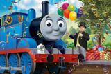 Painel de Festa Thomas E Seus Amigos 03 - Colormyhome