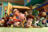 Painel de Festa Toy Story 04 - Colormyhome