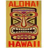 Painel Decorativo Aloha Hawaii Paper Fest - Festabox