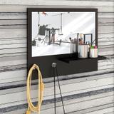 Painel Decorativo C/ Espelho Trend   Estilare