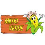 Painel Decorativo EVA Festa Junina Milho Verde - Festabox