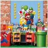 Painél Decorativo Super Mario 23010892 Cromus