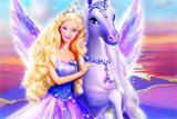 Painel Festa Barbie  150x100cm - X4adesivos