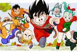 Painel Festa Dragon Ball  150x100cm - X4adesivos