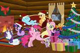 Painel Festa My Little Pony  150x100cm - X4adesivos