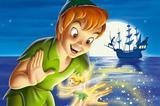 Painel Festa Peter Pan  150x100cm - X4adesivos