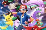 Painel Festa Pokemon  150x100cm - X4adesivos