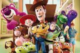Painel Festa Toy Story  150x100cm - X4adesivos