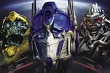 Painel Festa Transformers  150x100cm - X4adesivos