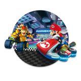 Painel Gigante para Decoração Mario Kart Cromus - Festabox