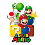 Painel Gigante para Decoração Super Mario Bros - Cromus