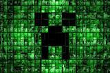 Painel lona Festa Minecraft  150x100cm - X4adesivos