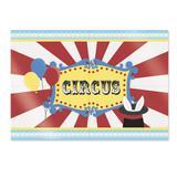 Painel para Decoração Circus Vintage Cromus