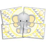 Painel para Decoração Elefantinho Festcolor - Festabox