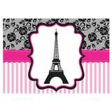 Painel para Decoração Paris Duster - Festabox