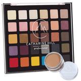 Paleta de Sombras Catharine Hill + Clown Adjuster Médio
