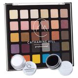 Paleta de Sombras Catharine Hill + Clown Branco e Preto
