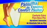 Palmilha de Espuma Confort Pauher - Ortho Pauher