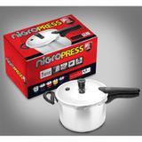 Panela de pressao press nigro 4,5 litros f externo - 097002