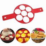 Panquequeira De Silicone Flippin Fantastic Omelete E Waffle - Jojo