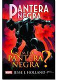 Pantera Negra: Quem É O Pantera Negra - Novo seculo