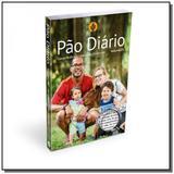 Pao diario - vol 21 - capa familia - letra gigante - rbc - Publicacoes rbc