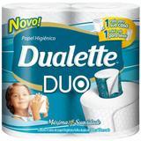 Papel Higiênico Duallete Duo 30m C/ 4 Rolos