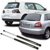 Par Amortecedor Tampa Traseira Porta Malas Golf 1999 à 2013 Audi A3 1997 à 2006 Cinoy YN-AMVW009