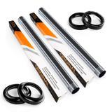 Par cilindro tubo bengala kit retentor original cbr 600 rr - Original parts