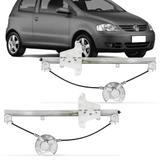 Par Maquina Vidro Fox 2003 2004 2005 2006 2007 2008 A 2009 Sem Motor Sem Motor Manual 4 Portas - Zinni  guell