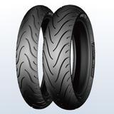 Par Pneu 120/70-17 E 180/55-17 Pilot Street Radial - Michelin