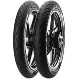 Par Pneu Biz 125 Pop 110i Win 110 60/100-17 + 80/100-14 Super City Pirelli - Pirelli moto