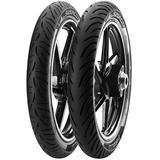 Par Pneu Pop Bis Balão 110/80-14 + 275-17 Super City Pirelli - Pirelli moto