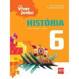 Para Viver Juntos História 6º Ano - Sm - nacional