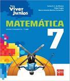 Para Viver Juntos - Matematica - 7 Ano - Ef Ii - 03 Ed - Edicoes sm - didatico