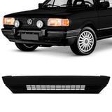 Parachoque Dianteiro Volkswagen Parati 87 a 94 Preto Dts