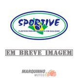 Paralama Dianteiro Pop 100 2013 Laranja - Sportive