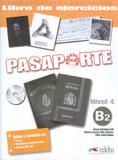 Pasaporte 4 - libro de ejercicios b2 + cd audio - Edelsa (anaya)