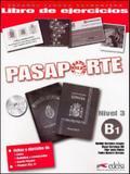 Pasaporte b1 - libro de ejercicios + cd audio - Edelsa