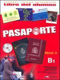 Pasaporte b1 - nivel 3 - libro del alumno con cd-audio - Edelsa