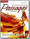 Passages 1 sb b with online wb b - 3rd ed - Cambridge