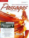 Passages 1 sb with online wb - 3rd ed - Cambridge university