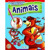 Passatempos divertidos - animais - Girassol