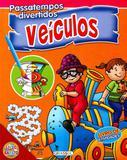 Passatempos Divertidos - Veiculos - Girassol 2 - filial