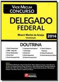 Passe agora em concursos publicos: delegado federa - Rideel - bicho esperto
