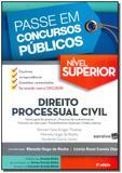 Passe em conc pub. - direito processual civil - Saraiva