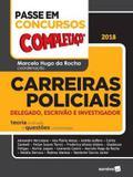 Passe em Concursos - Completaço - Carreiras Policiais: Delegado, Escrivão e Insvestigador - Somos educao