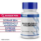 Passiflora + valeriana - Unicpharma
