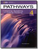Pathways 4 - Listening and Speaking - Student Book + Online Workbook Acess Code - Cengage