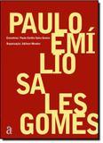Paulo Emílio Sales Gomes - Coleção Encontros - Azougue - hedra